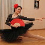 andreea toma dance ballet studio pipera bucharest kids